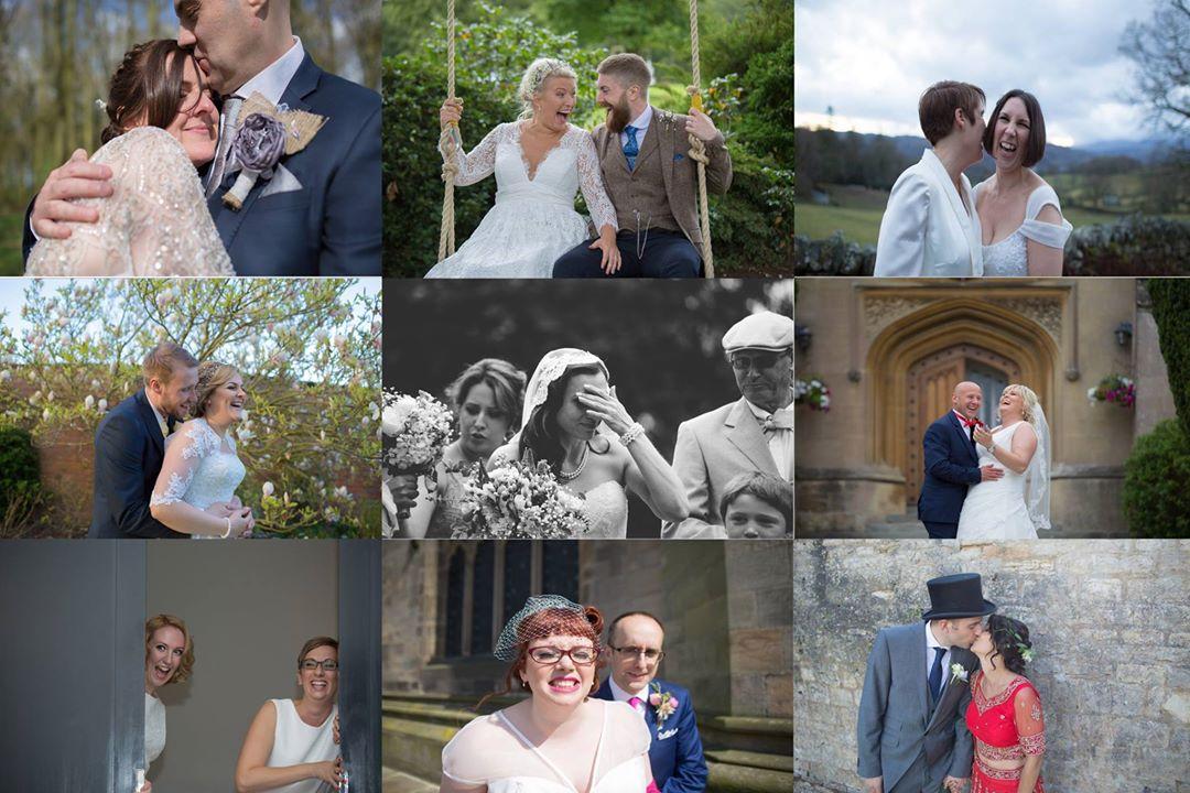 9 best of 2017 wedding photographs