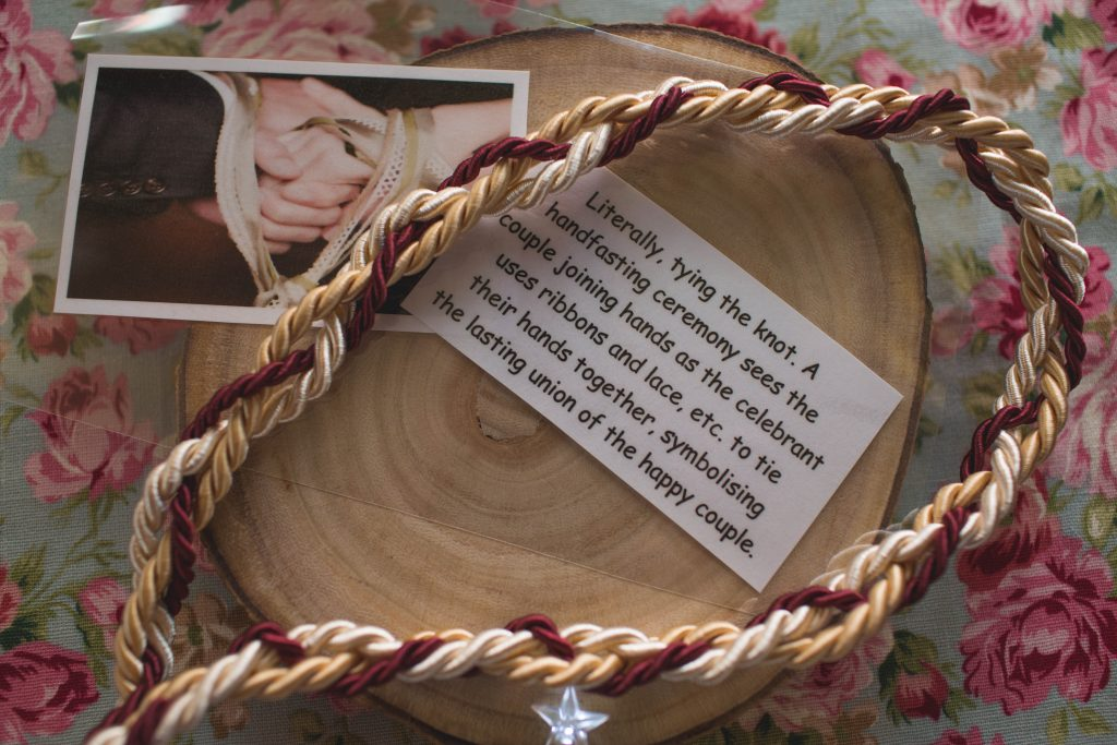 close up photo of hand fasting