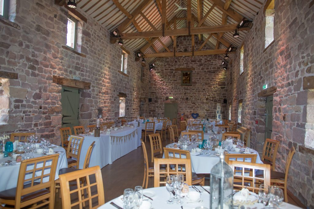 inside The Ashes Barns