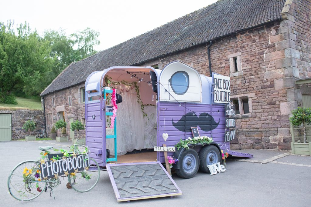 horse box Photo Booth