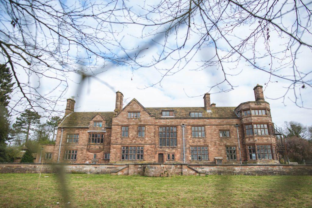 Standon Hall wedding venue, Staffordshire